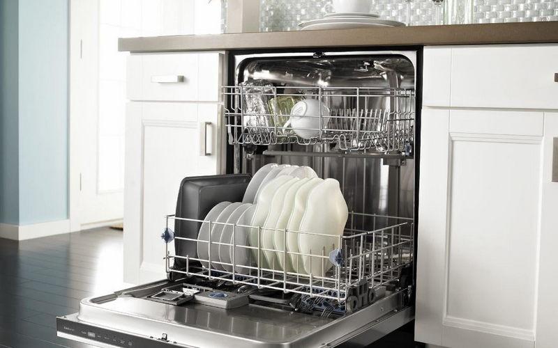 Как очистить посудомоечную машину от накипи в домашних условиях
