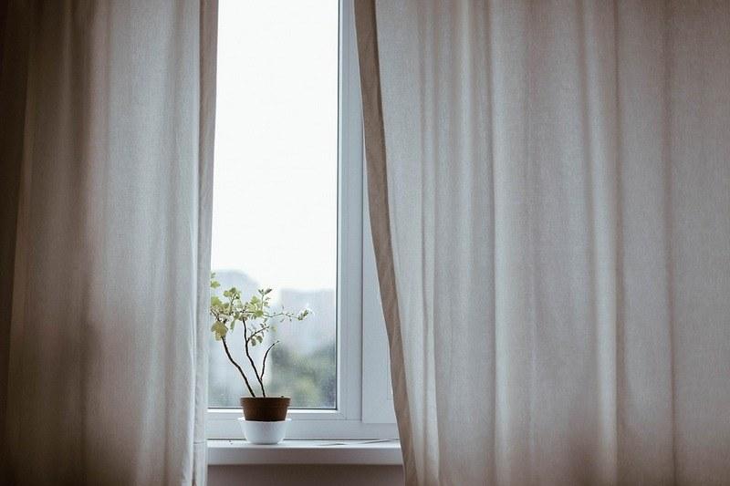 Как погладить шторы после стирки