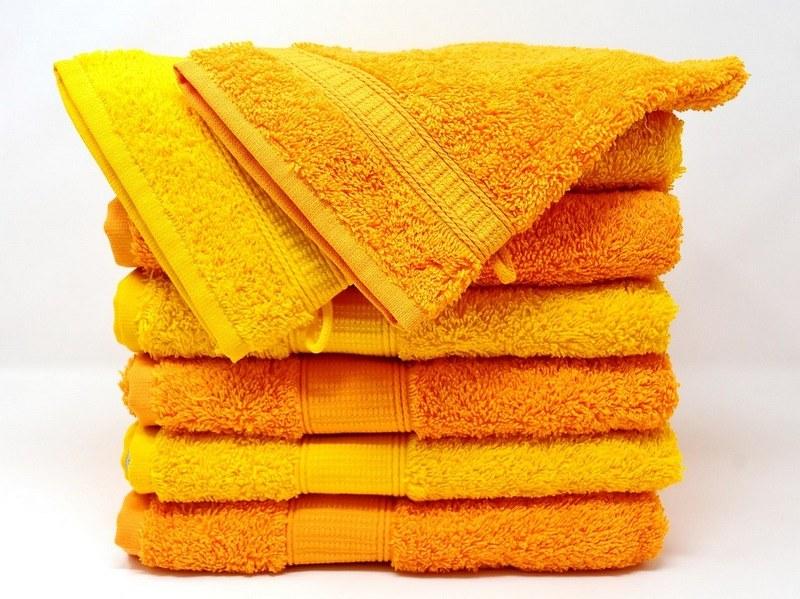 Как постирать махровые полотенца в стиральной машинке