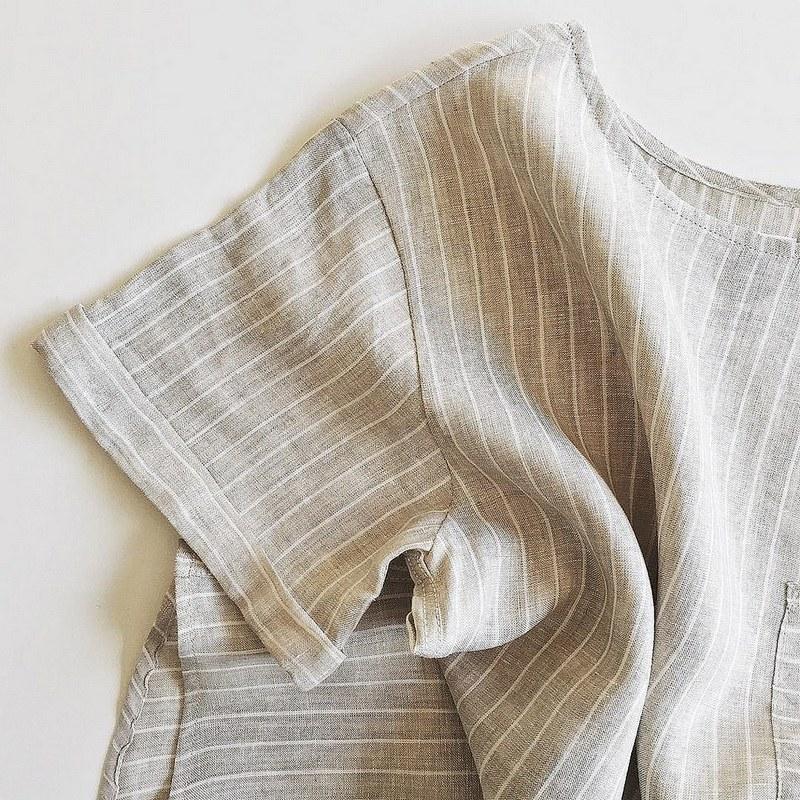 Стирка одежды из льна в стиральной машине