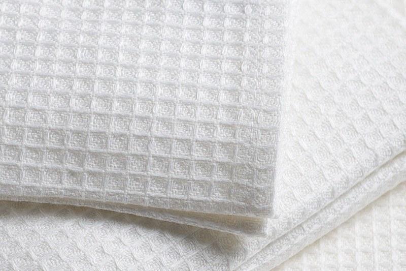 Как отбелить белые кухонные полотенца