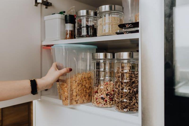 Как вывести пищевую моль на кухне