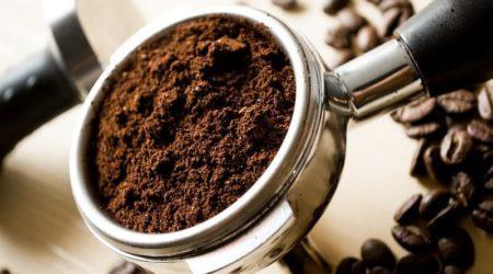 Сколько грамм молотого кофе в чайной ложке