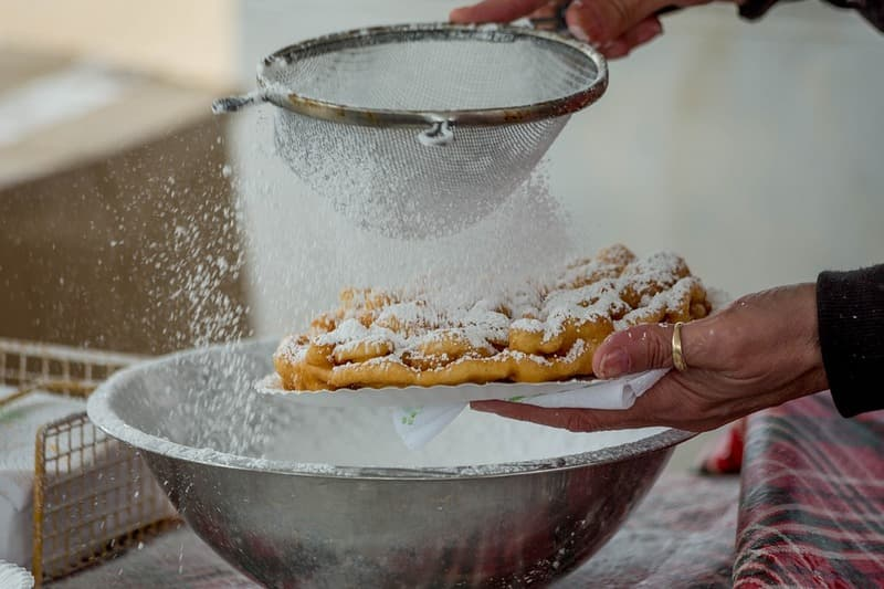 Сколько грамм сахарной пудры в столовой ложке