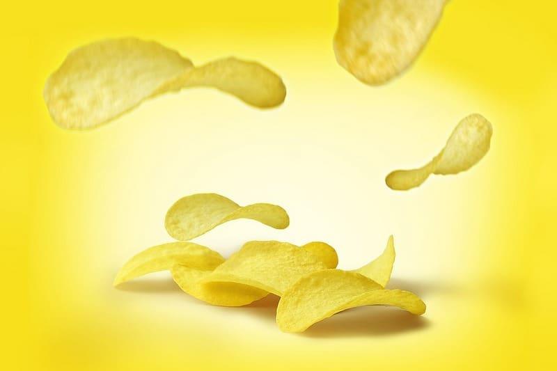 Сколько грамм в пачке чипсов Lays