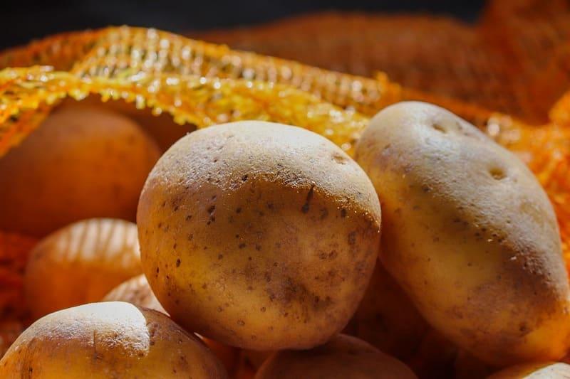 Сколько килограмм в мешке картофеля