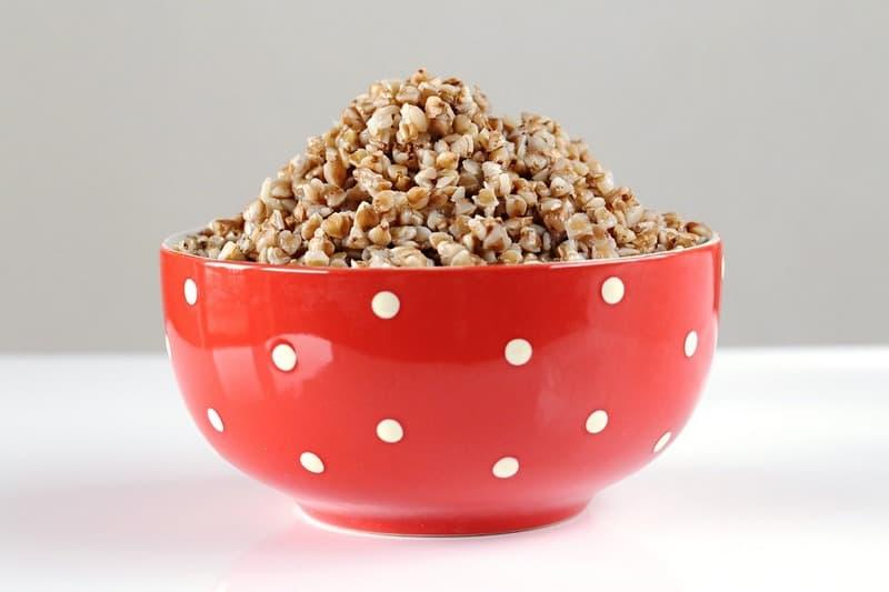 Сколько грамм вареной гречки в ложке столовой