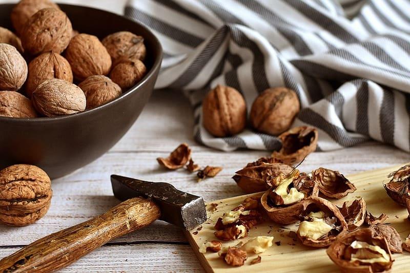 Сколько очищенных грецких орехов в стакане